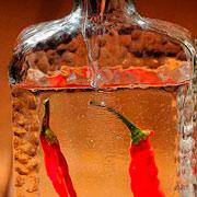 Перец и репейное масло