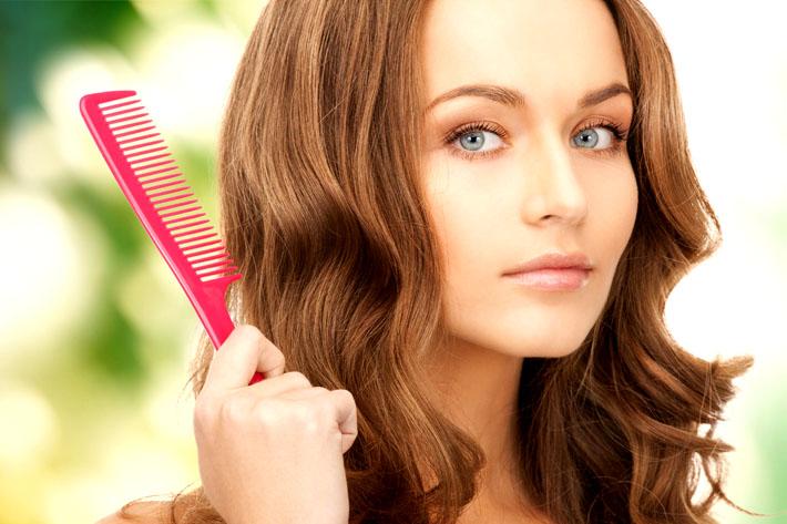 Волосы после мытья хозяйственным мылом
