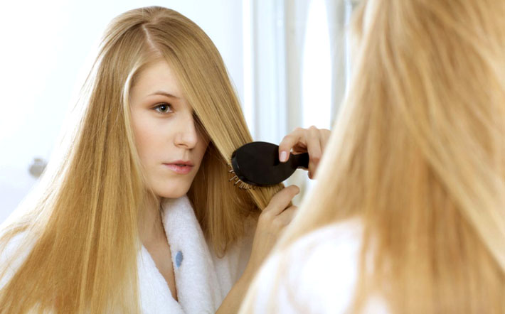Смывка краски для волос