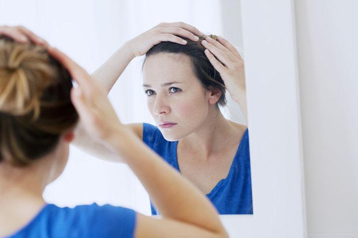 Воспаление на коже головы