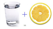 Ополаскиватель с лимоном