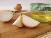Оливковое масло и лук
