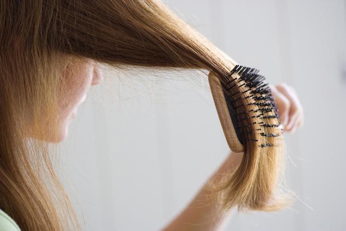 Телогеновая форма потери волос