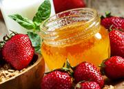 Клубника и мед