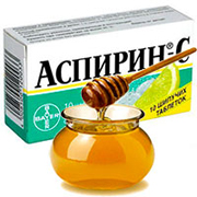 Аспирин и мед