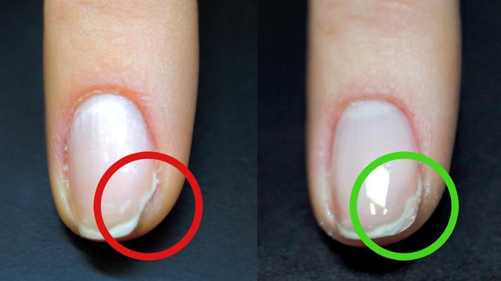 От чего трескается гель лак на ногтях