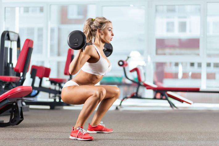 Упражнения с дополнительной нагрузкой
