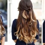 Осветление кончиков волос: 4 технологии