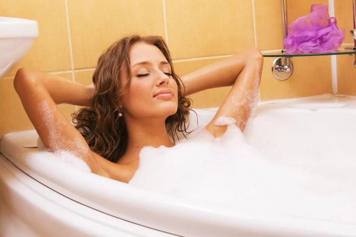 Принятие ванны