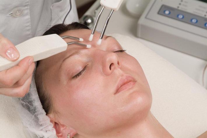 Процедура для лица и шеи