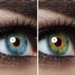 Как поменять цвет глаз в домашних условиях