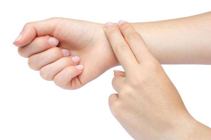 Тест на коже
