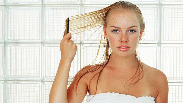 Выпадают волосы и стали тонкими