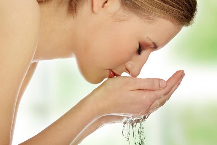 Умывание
