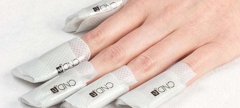 Как снять гель-лак с ногтей