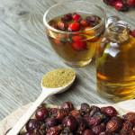 Применение масла шиповника для лица
