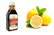 Настойка перца и лимон