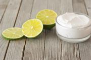 Лимон и сметана