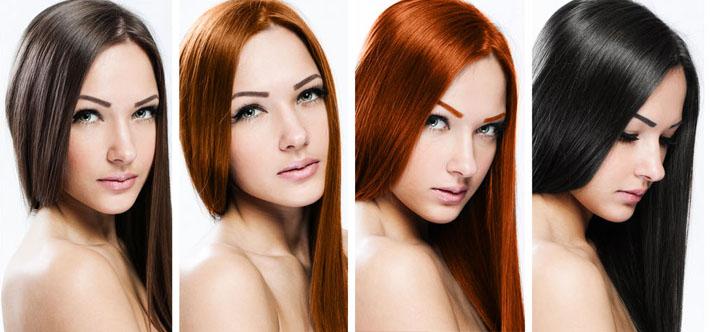 Программа для подбора цвета волос
