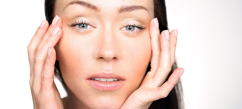 Осветление кожи вокруг глаз