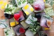 Косметические кубики льда