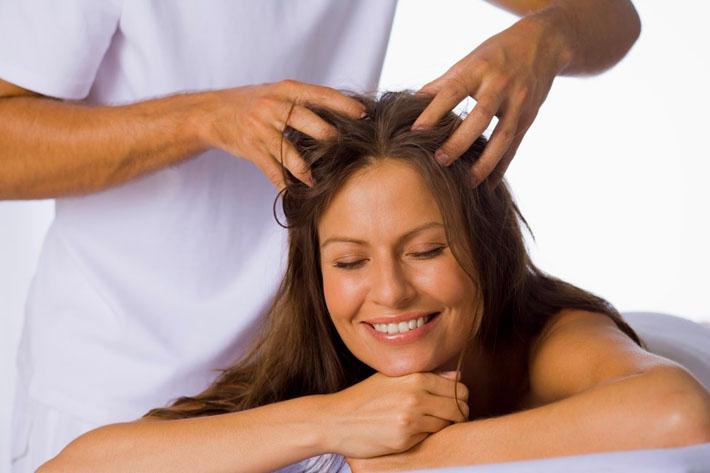 Эфирные масла для волос