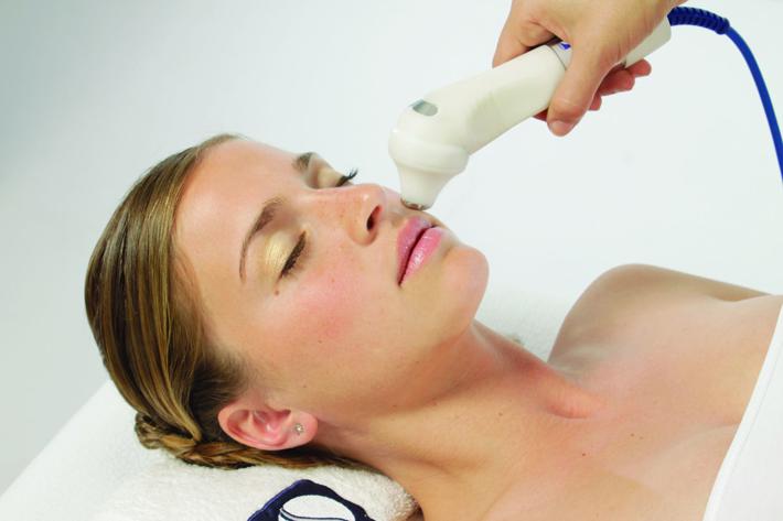 Аппаратная процедура для лица