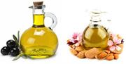 Оливковое и миндальное масло
