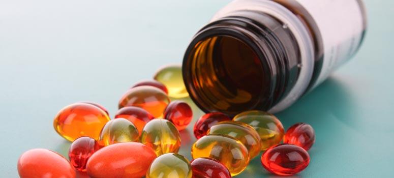 Витамин А и E