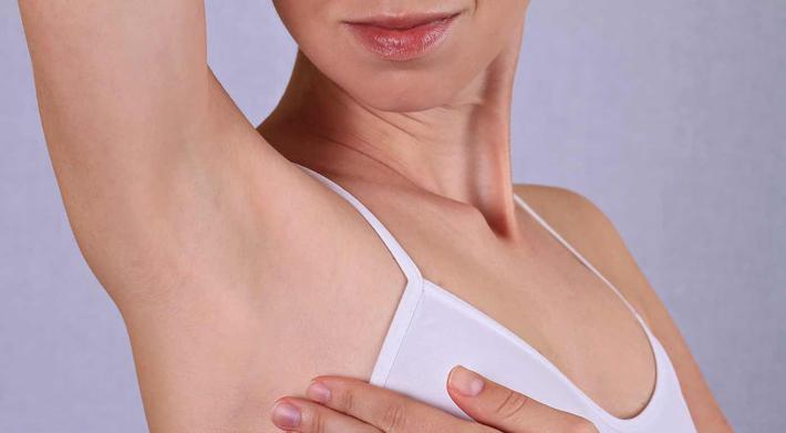 Уход за кожей подмышек
