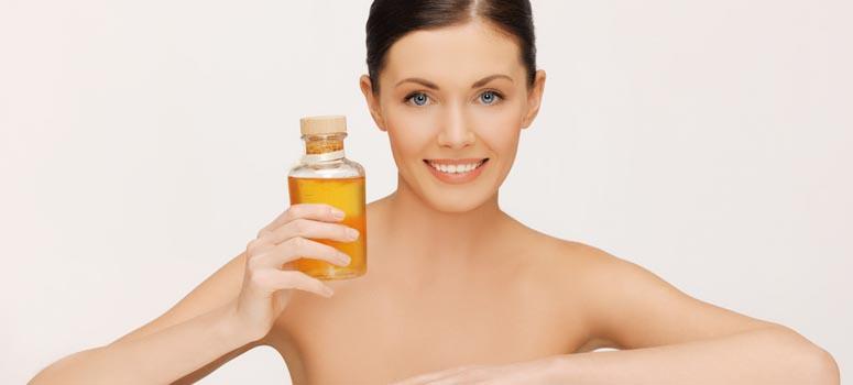 Камфорное масло для лица от морщин