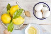 Лимон и яйцо
