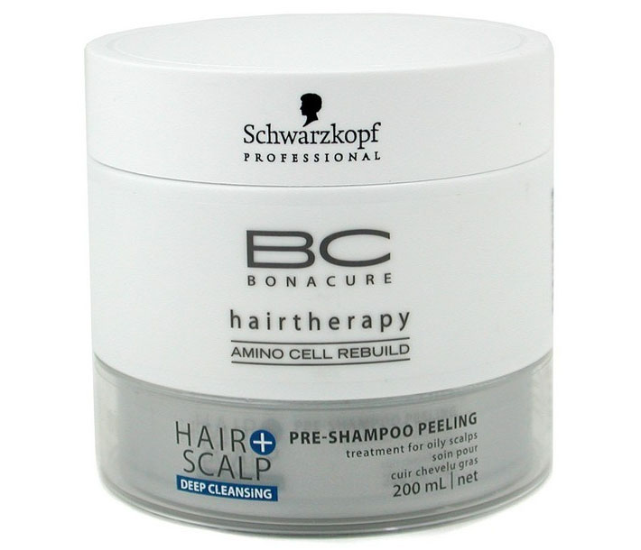 Schwarzkopf (Германия) «BonaCure Hair + Scalp Deep Cleansing