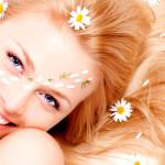 Ромашка для осветления волос (12 рецептов)