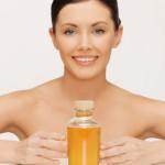 Льняное масло от морщин (10 рецептов)