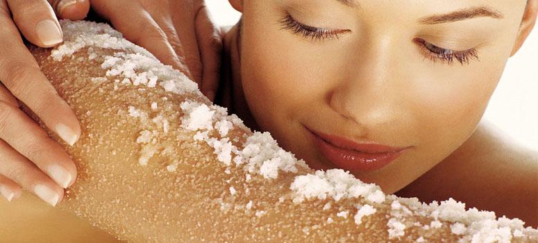 Морская соль от целлюлита