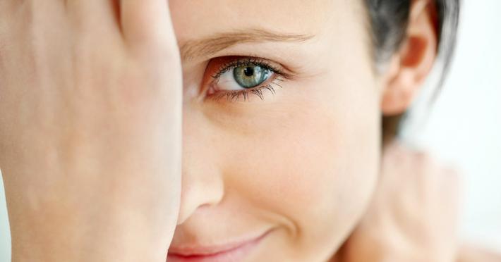 Морщины вокруг глаз