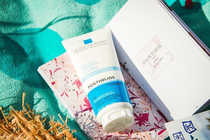 Средство для лечения кожи после ожогов