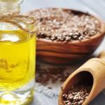 Льняное масло для ресниц
