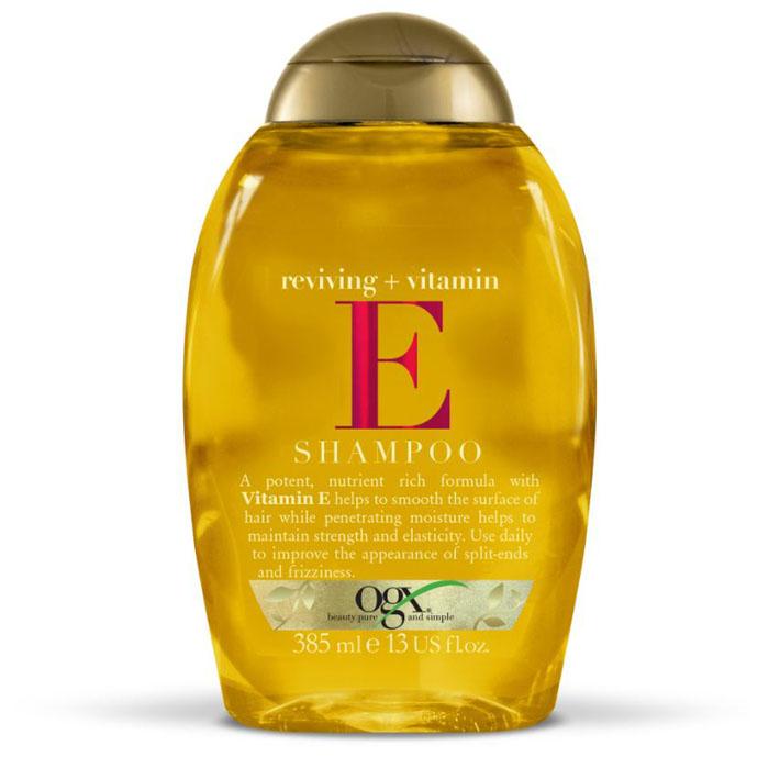 Шампунь в витамином E