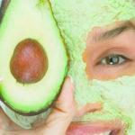 Маски с авокадо от морщин