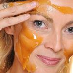 Маски из меда для лица от морщин