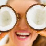 Маски для волос из кокосового масла